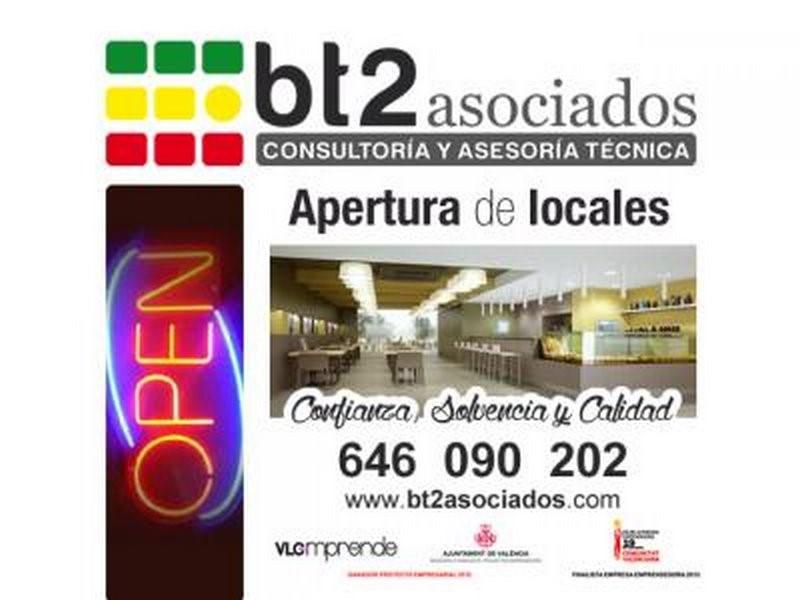 Apertura de locales Valencia