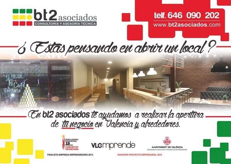 Licencia de apertura de locales Valencia