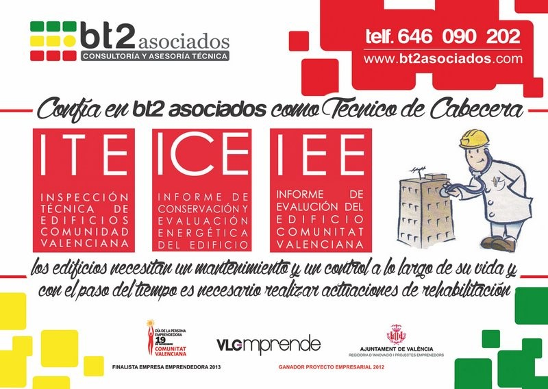 Arquitectos t cnicos valencia bt2 asociados - Arquitecto tecnico valencia ...
