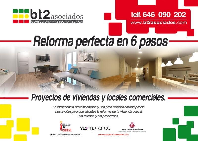 Reformas viviendas Valencia