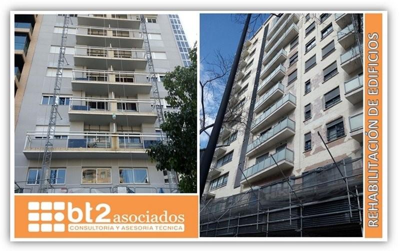 Rehabilitacion de edificios Valencia