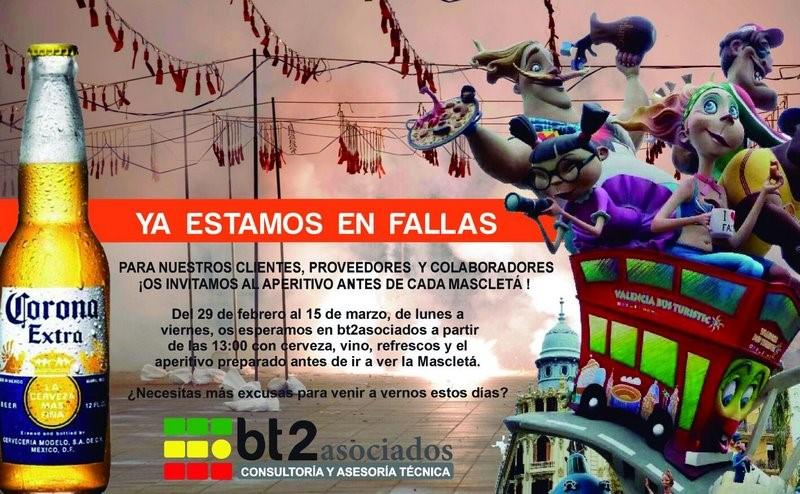 INVITACION BT2ASOCIADOS FALLAS