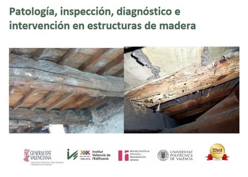 Intervencion estructura madera valencia