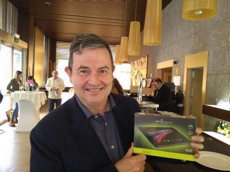 ganador tablet