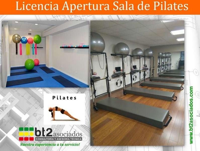 Sala de pilates imagen