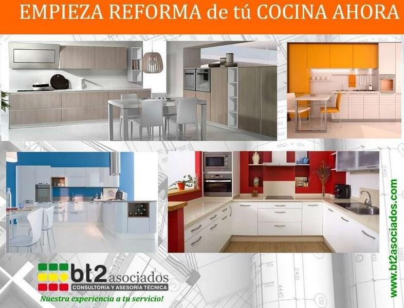 Reforma integral de cocinas