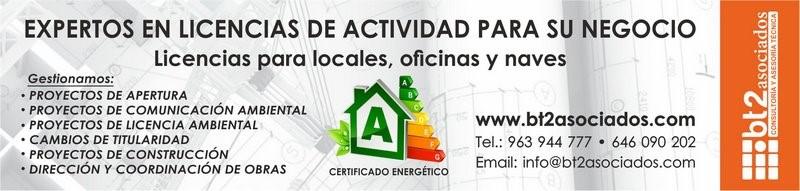 bt2 asociados, expertos en licencias de actividad