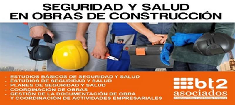 seguridad y salud en obras