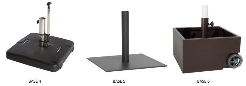 base de sombrilla 2 | bt2 asociados