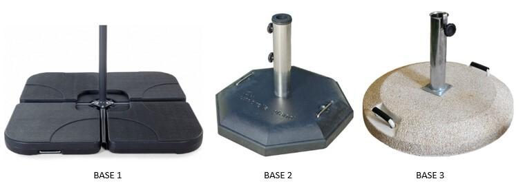 base de sombrilla 1 | bt2 asociados