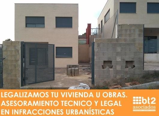 Restauración de la legalidad urbanística