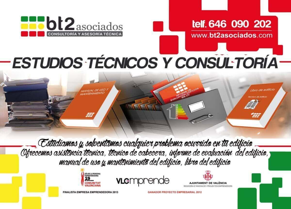 Informe de evaluación de los edificios | BT2 asociados