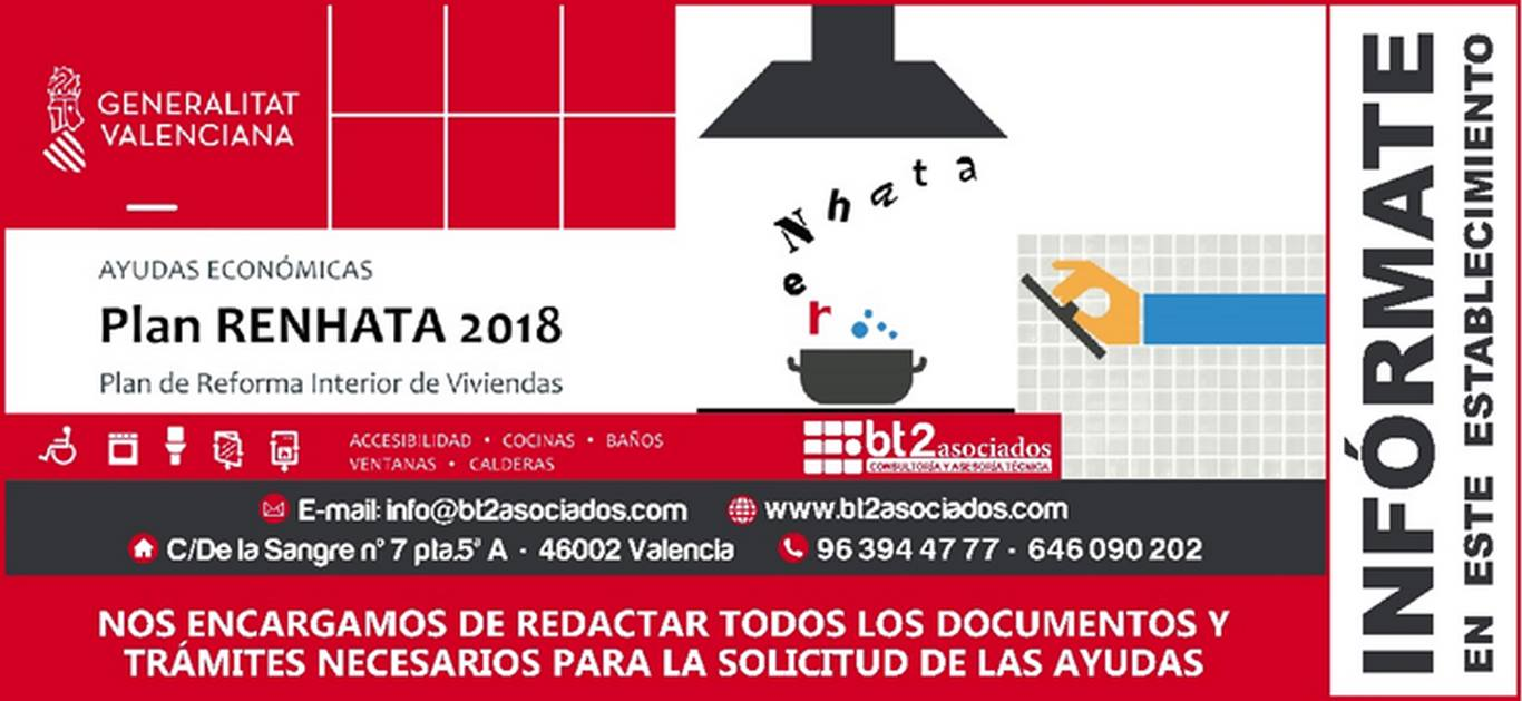 cartel plan RENHATA 2018