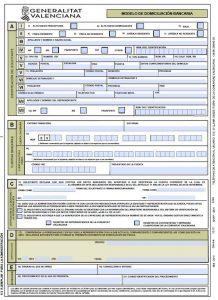 domiciliación bancaria plan RENHATA 2018