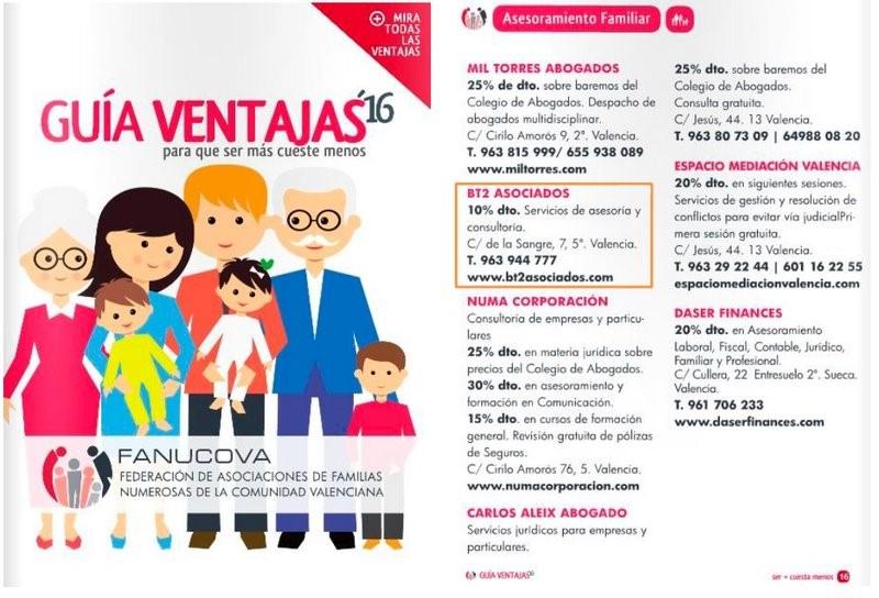 Guía Ventajas FANUCOVA 2016