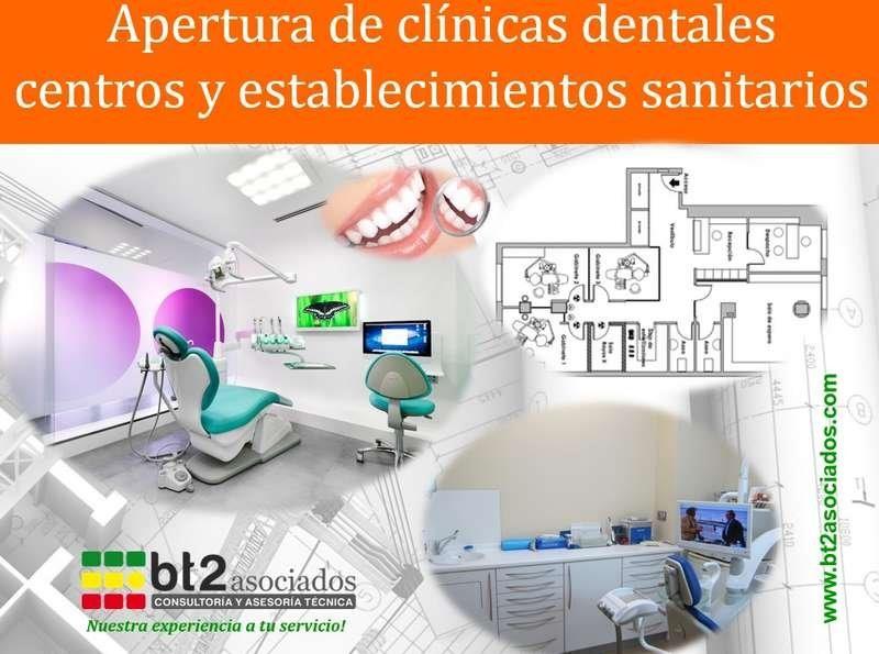 Apertura de clínicas dentales