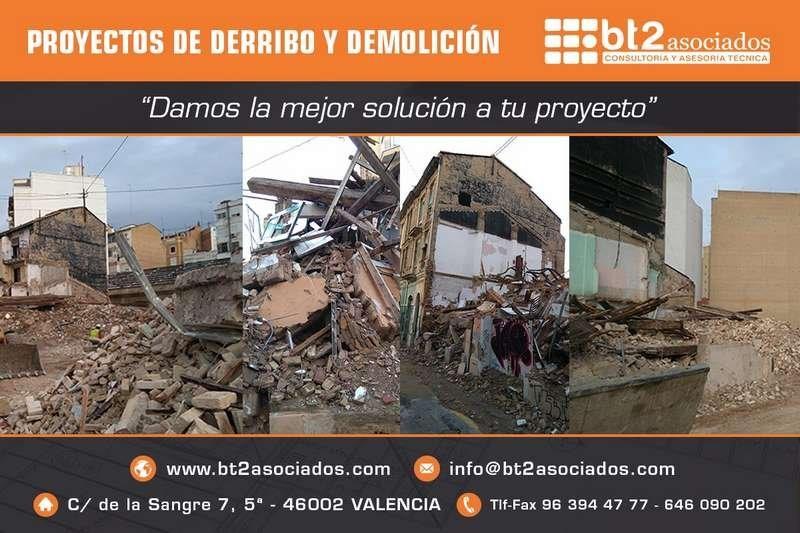 demolición en valencia