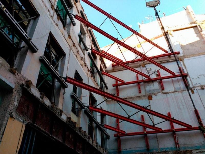 apeos y apuntalamientos de edificios bt2asociados