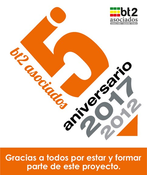 5º aniversario bt2asociados Home Staging