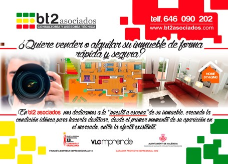 Home Staging bt2asociados