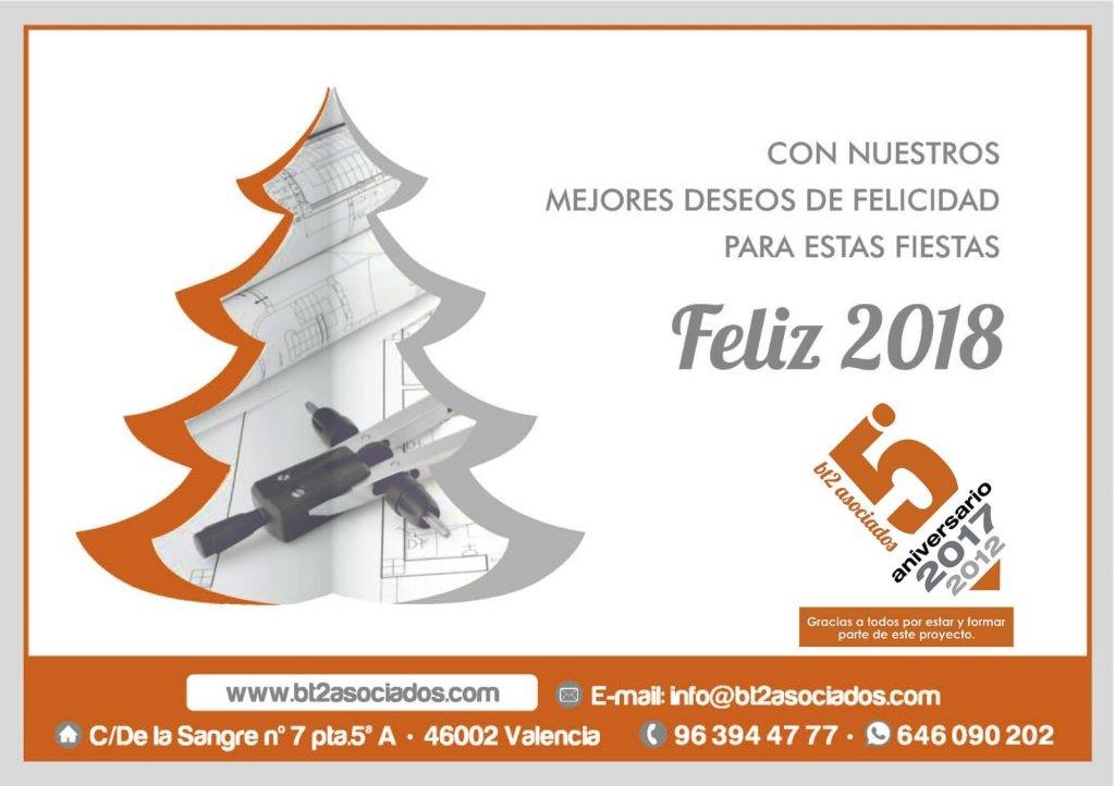 Felices Fiestas bt2asociados