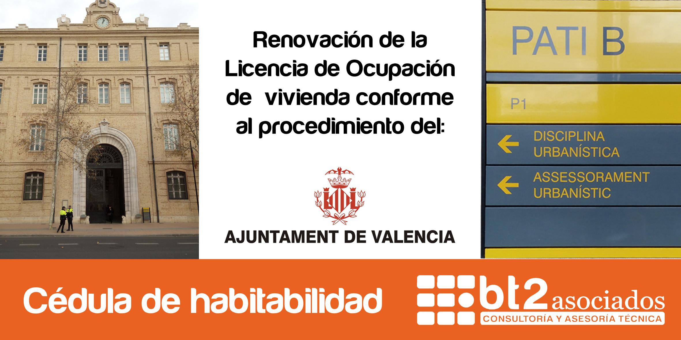 certificado para la solicitud de licencia de ocupación